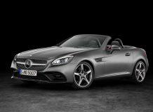 Новый Mercedes SLC фото