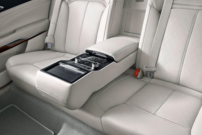 Интерьер нового Форд Таурус 7