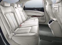 Интерьер Ford Taurus VII