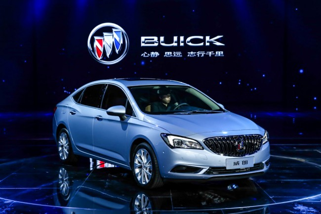 Новый Buick Verano 2