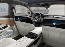 Фото салона Volkswagen C Coupe GTE