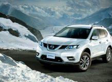 Nissan X-Trail Hybrid фото