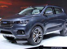 Продажи автомобилей Haval в России могут начаться в мае