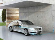 Mercedes и Qualcomm работают над беспроводной зарядкой