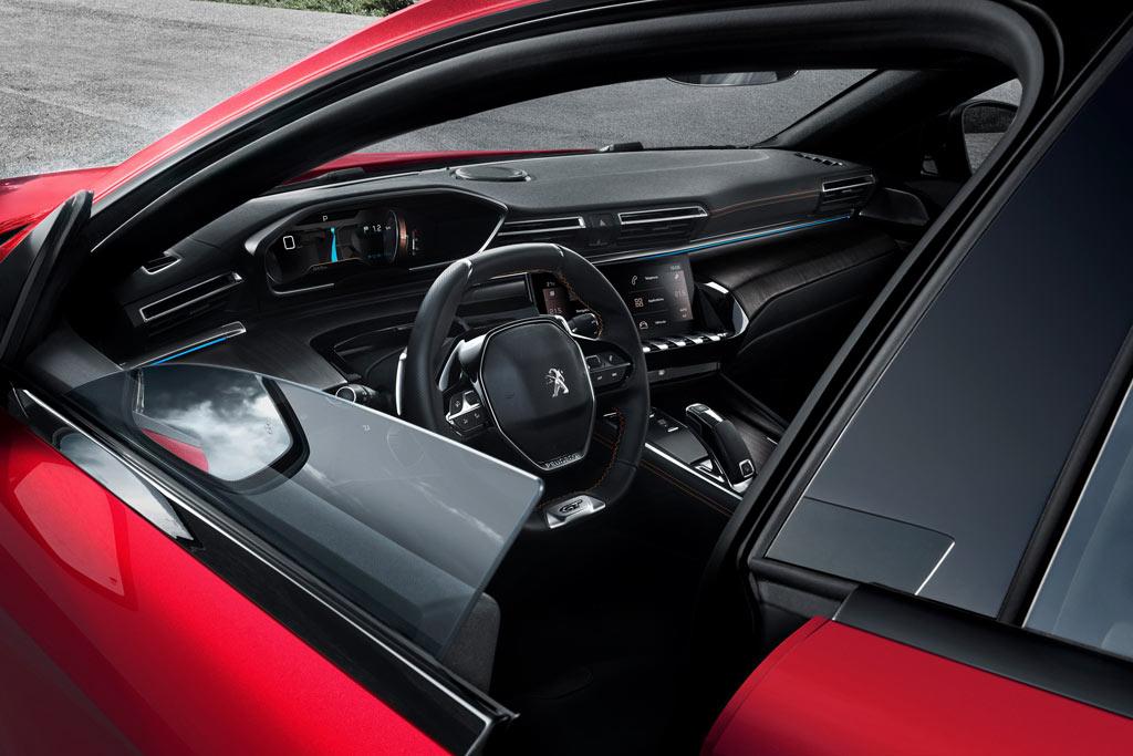 Новая модель Peugeot 508 II