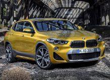 Фото нового BMW X2 2018