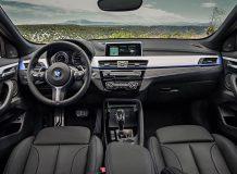 Салон модели BMW X2