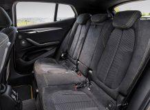 Интерьер BMW Икс 2 фото