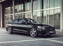 Фото тюнинг Mercedes C от Lorinser