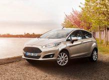 Ford Fiesta 2015 фото