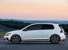 Volkswagen Golf VII GTI Clubsport фото