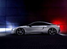 Диски на BMW i8 от AC Schnitzer