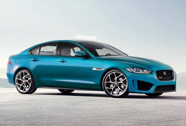 Топовый Jaguar XE составит конкуренцию BMW M3