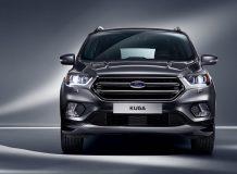 Новый Ford Kuga 2018 фото