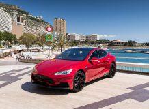 Тюнинг Tesla Model S от Larte Design
