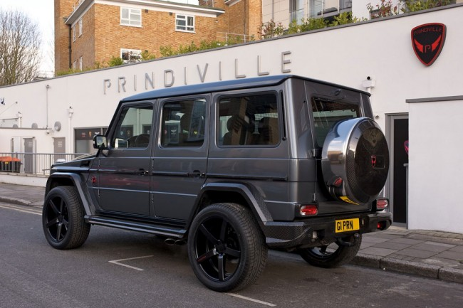 Indomitable G63 AMG