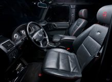 Тюнинг салона G63 AMG от Prindiville