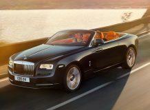 Rolls-Royce Dawn фото