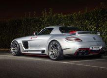 Диски Rotiform SNA для Mercedes SLS AMG