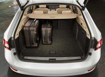 Багажник Skoda Superb 3 Combi