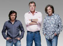 Теперь уже бывшие ведущие шоу Top Gear
