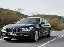 Новая BMW 7-Series G11 / G12