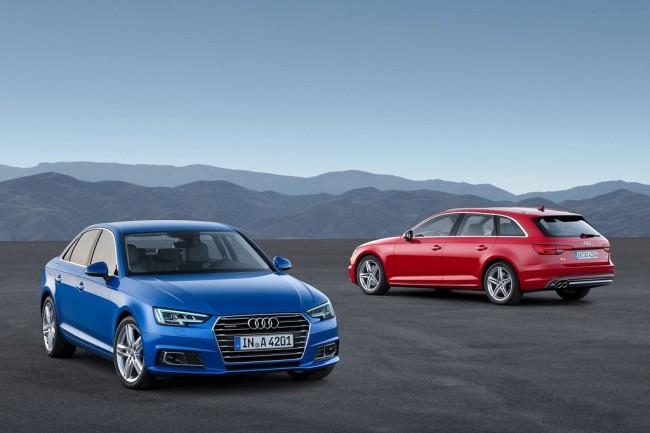 Audi A4 B9 new 2018