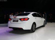 Новый Chevrolet Cruze 2 фото