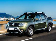 Renault Duster Oroch фото
