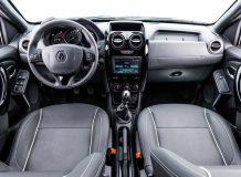 Фото салона Renault Duster Pickup