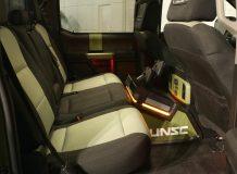 Фото салона Ford F-150 Halo Sandcat