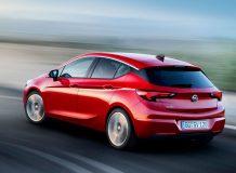 Новый Opel Astra K фото