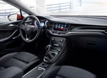 Фото салона Opel Astra K