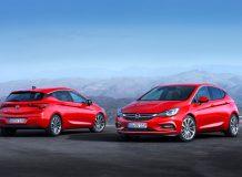 Opel Astra 2017 фото