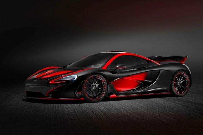 McLaren P1 от подразделения MSO
