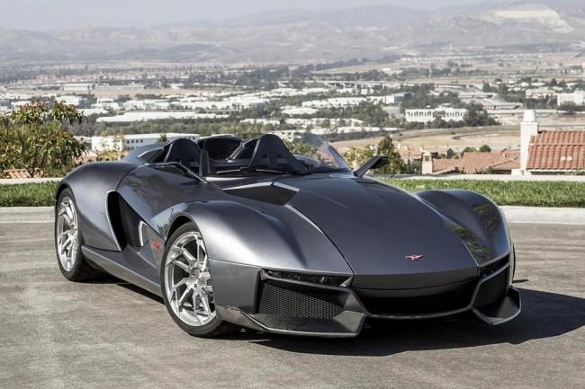 Спорткар Beast от Rezvani Motors