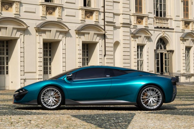 Суперкар ATS Wildtwelve от Torino Design
