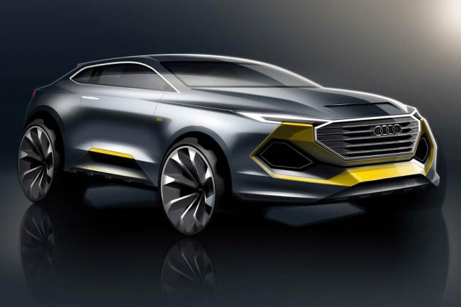 Скетч Audi Q1
