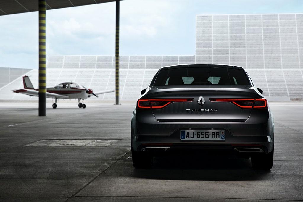 Renault Talisman новый кузов