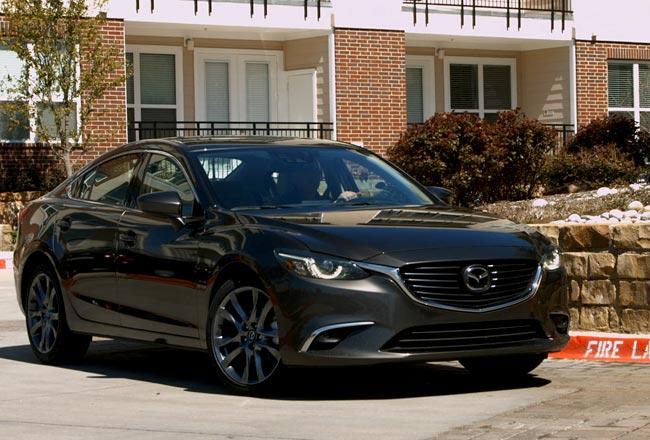 Mazda отзывает в России почти две сотни автомобилей