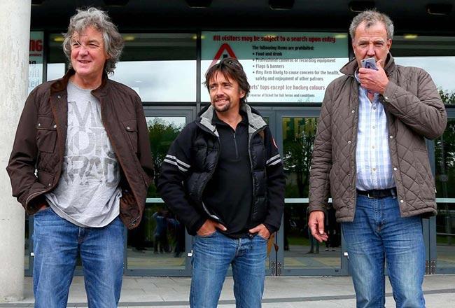 Экс-ведущие Top Gear будут работать на видеосервисе Amazon