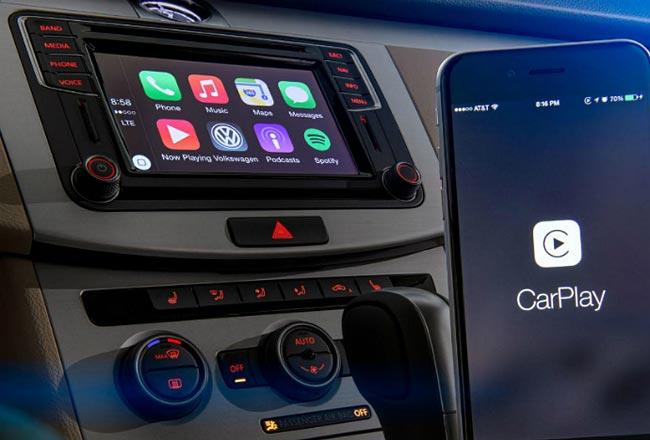 Мультимедийка Volkswagen