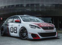 Peugeot 308 Racing Cup фото