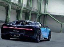 Bugatti Chiron 2016 фото