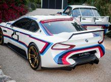 BMW 3.0 CSL Hommage R Concept фото