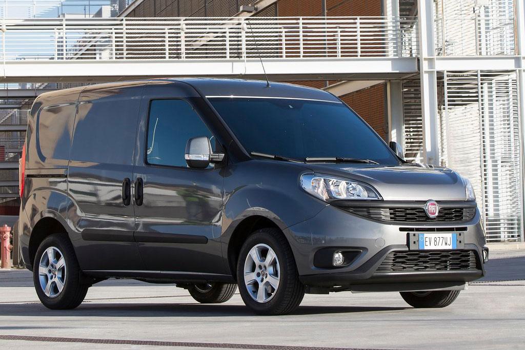 Fiat Doblo Cargo фото