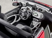 Фото салона Smart ForTwo Cabrio 3