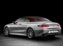 Фото Mercedes-Benz S Cabrio