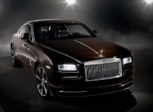Rolls-Royce Wraith Inspired by Music фото