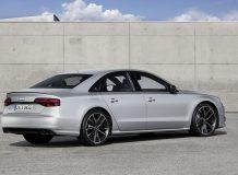 Audi S8 plus фото
